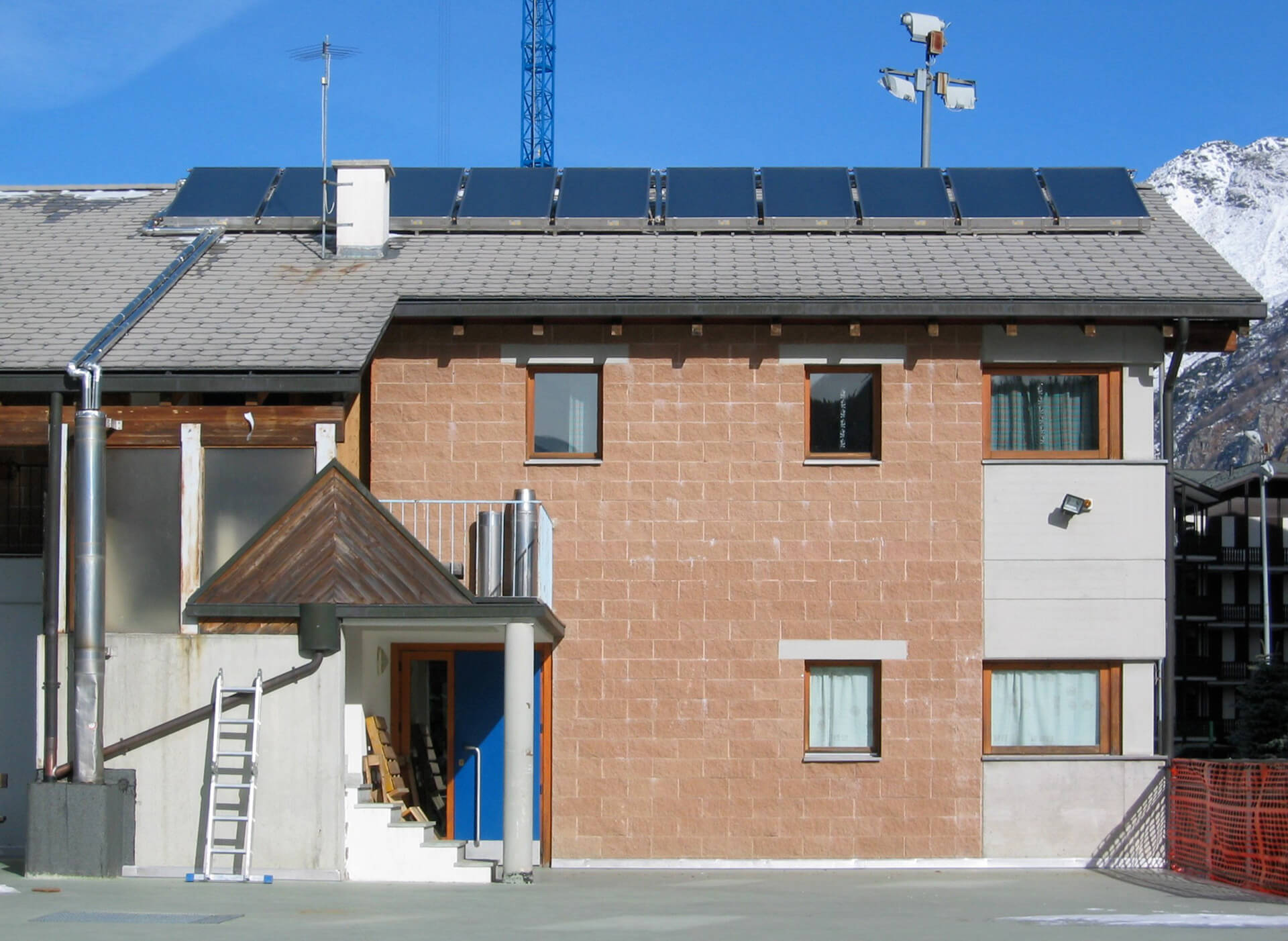 Simit Impianto Civile Fotovoltaico
